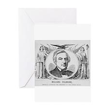 Fillmore for President Greeting Card