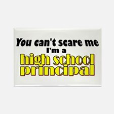 High School Principal Rectangle Magnet