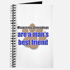 Maremma Sheepdogs man's best friend Journal
