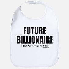 FUTURE BILLIONAIRE Bib