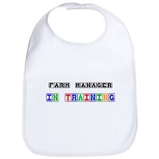 Farm Manager In Training Bib