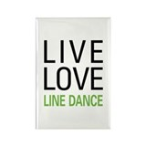 Love live line dance magnetic 10 Pack