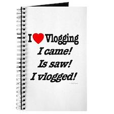 Vlogging & Cesar Journal
