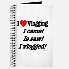Vlogging & Cesar Journal