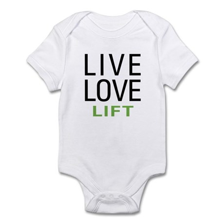 Live Love Lift Infant Bodysuit