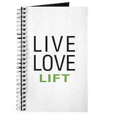 Live Love Lift Journal