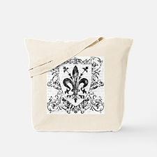 Florentine Fleur-de-lis Tote Bag