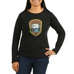 St. Louis County Sheriff Women's Long Sleeve Dark