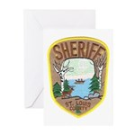 St. Louis County Sheriff Greeting Cards (Pk of 10)