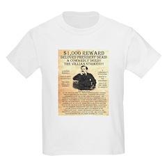 John Wilkes Booth T-Shirt