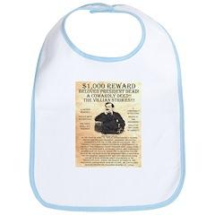 John Wilkes Booth Bib