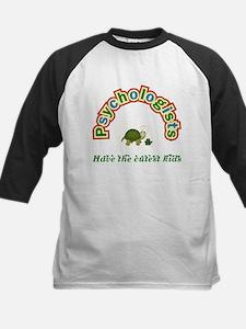 Psychologist Kids Baseball Jersey