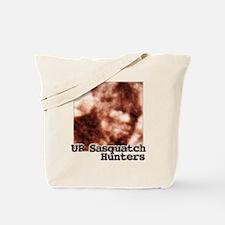 UP Sasquatch Hunters Tote Bag