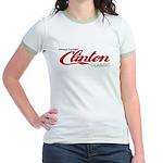 Clinton Socialist Jr. Ringer T-Shirt