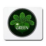 be green! Mousepad