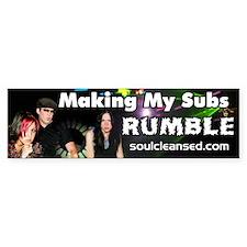 soulcleansed Bumper Bumper Sticker