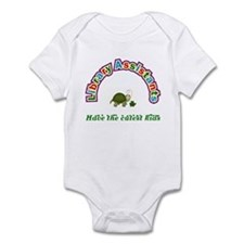 Librarian Assistant Infant Bodysuit