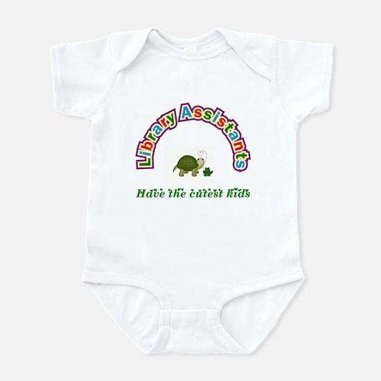 Librarian Assistant Infant Bodysuit