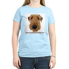 Cute Airedale terrier T-Shirt