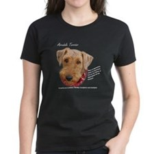 Airedale Terrier - Tee