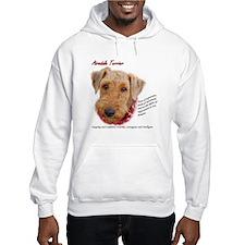 Airedale Terrier - Hoodie