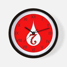 Warranted Chirurgeon Wall Clock