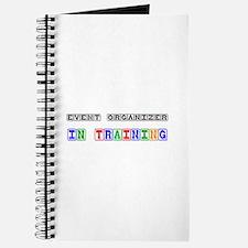 Event Organizer In Training Journal