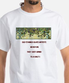 Stained Glass Artist-GrapeArb Shirt