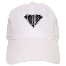 SuperDork(metal) Baseball Cap