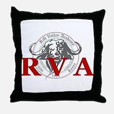 RVA Logo Throw Pillow