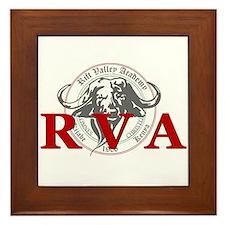 RVA Logo Framed Tile