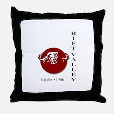 Rift Valley Vertical Throw Pillow