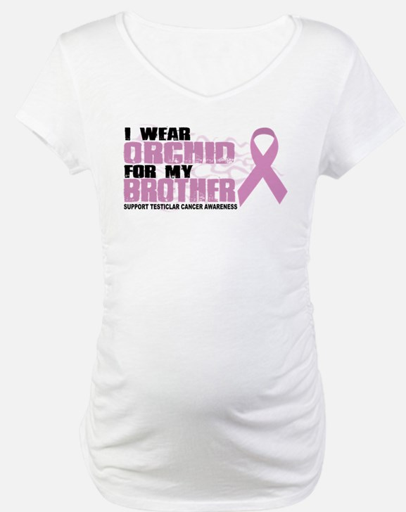 Epilepsy Purple For Brother Shirt