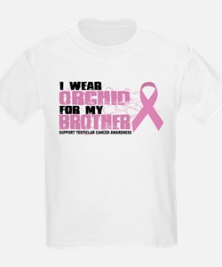 Epilepsy Purple For Brother T-Shirt