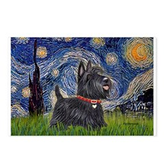Starry - Scotty (#15) Postcards (Package of 8)