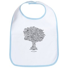 Goddess Tree Bib