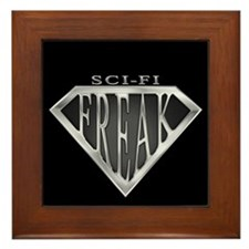 SCIFI SuperFreak(metal) Framed Tile