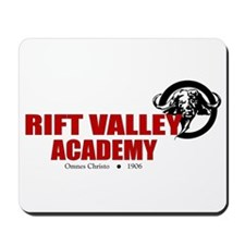 Rift Valley Banner Mousepad