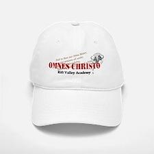 RV Omnus Christo Baseball Baseball Cap