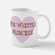 Tin Whistle Princess Mug