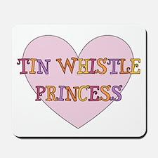 Tin Whistle Princess Mousepad