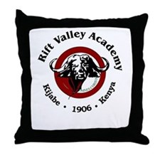 Rift Valley Logo Throw Pillow