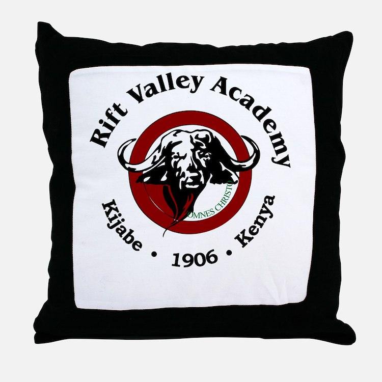 Rift Valley Logo Throw Pillow