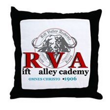 RVA Logo II Throw Pillow