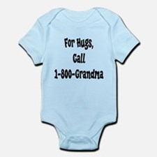 Grandma Hugs Infant Bodysuit