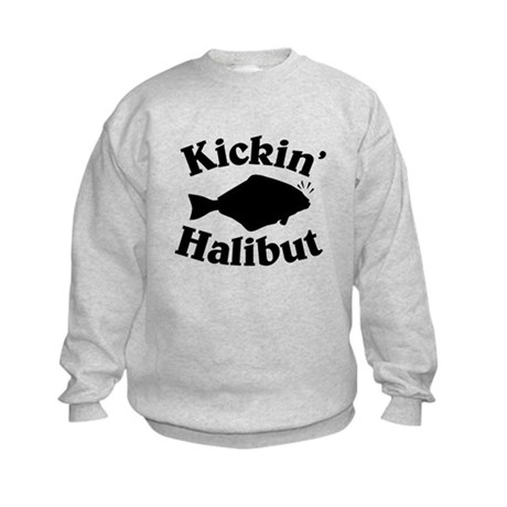 Halibut Kids Sweatshirt