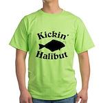 Halibut Green T-Shirt