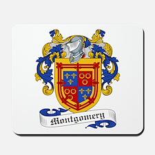 Montgomery Family Crest Mousepad
