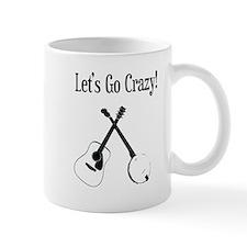 Guitar and Banjo Mug