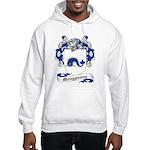 Monypenny Family Crest Hooded Sweatshirt